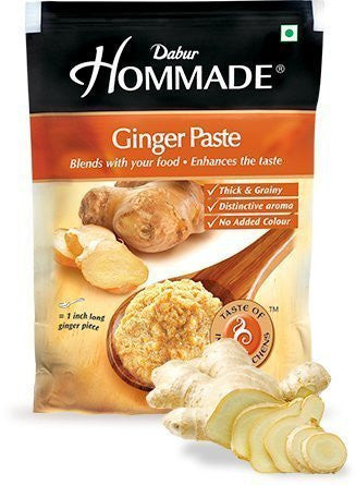 Buy 3 X Dabur Ginger Paste, Pouch, 200gms each online for USD 15.72 at alldesineeds