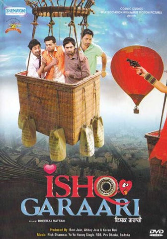 Buy Ishq Garaari: PUNJABI DVD online for USD 8.99 at alldesineeds