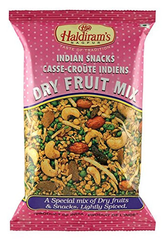 Buy Haldiram Dry Fruit Mix 150 gms set of 4 (Total 600 gms) online for USD 20.65 at alldesineeds