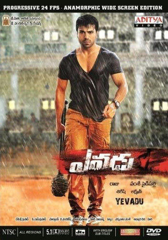Buy Yevadu: TELUGU DVD online for USD 9.45 at alldesineeds