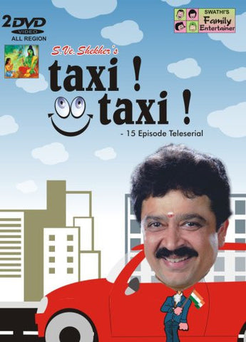 Buy S. Ve. Shekher's taxi! taxi!: TAMIL DVD online for USD 9.45 at alldesineeds