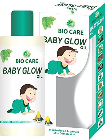 BABY GLOW OIL - 120 ml - alldesineeds