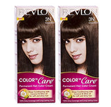 Buy Revlon Combo of Color N Care Hair Color - Darkest Brown 3N online for USD 14.4 at alldesineeds