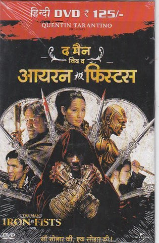 Buy The Man with the Iron Fists (Hindi) online for USD 12.38 at alldesineeds