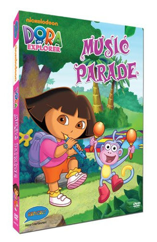 Buy Dora - Music Parade: TELUGU DVD online for USD 9.45 at alldesineeds
