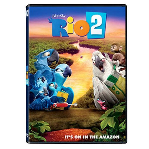Buy Rio 2: TAMIL DVD online for USD 10.5 at alldesineeds
