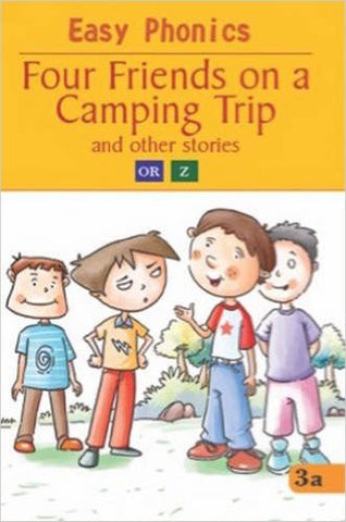 Buy Four Friends on a Camping Trip [May 07, 2015] Pegasus online for USD 7.86 at alldesineeds