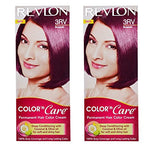Buy 2 x Revlon Color n Care Hair Color - Burgundy 3RV online for USD 13.85 at alldesineeds