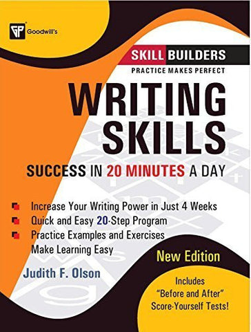 Buy Writing Skills: Success in 20 Minutes a Day [Jan 30, 2009] Olson, Judith online for USD 21.75 at alldesineeds