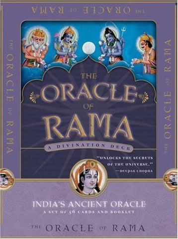 Buy The Oracle of Rama: A Divination Deck [Paperback] [Feb 10, 2006] Frawley, David online for USD 27.12 at alldesineeds