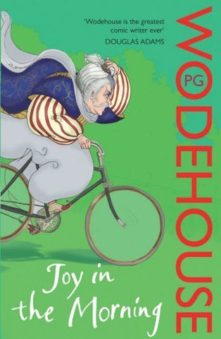 Buy Joy in the Morning [Paperback] [Jun 03, 2008] Wodehouse, P.G. online for USD 17.89 at alldesineeds