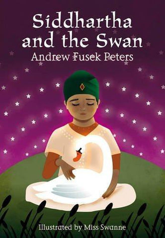 Siddhartha and the Swan [Aug 28, 2012] Peters, Andrew Fusek] [[ISBN:1408139464]] [[Format:Paperback]] [[Condition:Brand New]] [[Author:Peters, Andrew Fusek]] [[ISBN-10:1408139464]] [[binding:Paperback]] [[manufacturer:A & C Black Publishers Ltd]] [[number_of_pages:32]] [[publication_date:2012-07-05]] [[brand:A & C Black Publishers Ltd]] [[ean:9781408139462]] for USD 13.67