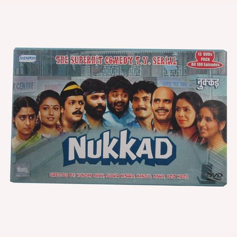 Buy Nukkad: The Superhit Comedy TV Serial online for USD 28.04 at alldesineeds