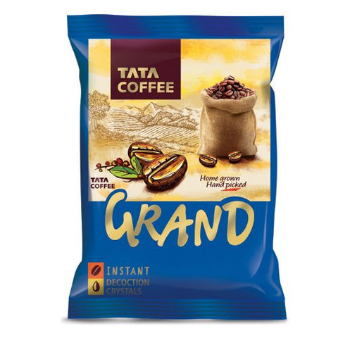 Tata Coffee Grand Pouch, 50g - alldesineeds