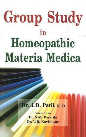 Buy Group Study in Homeopathic Materia Medica [Dec 01, 2006] Patil, Dr. J. D. online for USD 24.52 at alldesineeds