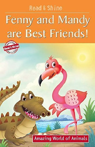 Buy Fenny & Mandy are Best Friends [Jun 19, 2014] Pegasus and Narang, Manmeet online for USD 7.42 at alldesineeds