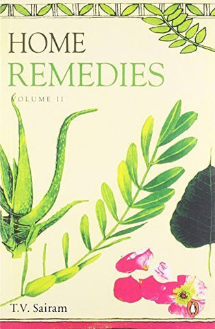 Buy Home Remedies Vol. 2. [Paperback] [Oct 01, 2000] Sairam, T. V. online for USD 19.58 at alldesineeds
