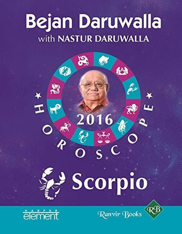 Buy Your Complete Forecast 2016 Horoscope: Scorpio [Paperback] BEJAN DARUWALLA online for USD 17.24 at alldesineeds