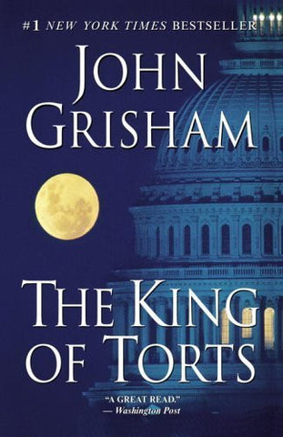 Buy The King of Torts [Paperback] [Dec 27, 2005] Grisham, John online for USD 24.35 at alldesineeds