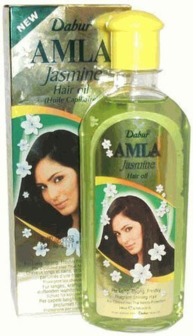 Dabur Amla Jasmine Hair Oil 300ML (Pack of 3)