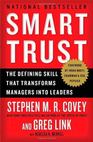 Buy Smart Trust: The Defining Skill that Transforms Managers into Leaders [Paperback online for USD 22.82 at alldesineeds
