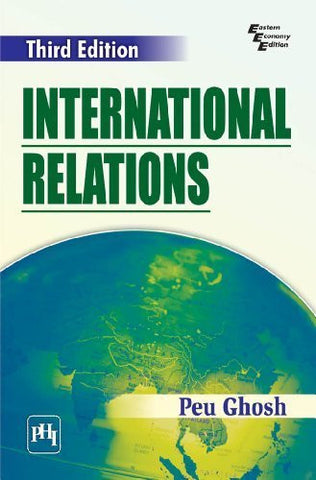 Buy International Relations [Mar 30, 2013] Ghosh, Peu online for USD 25.3 at alldesineeds