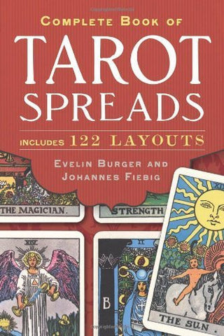 Buy Complete Book of Tarot Spreads [Paperback] [Mar 04, 2014] Burger, Evelin online for USD 21.38 at alldesineeds