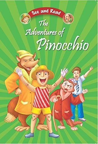 Buy The Adventures of Pinocchio [Jan 01, 2012] Pegasus online for USD 7.42 at alldesineeds