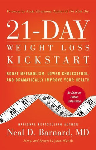 Buy 21-Day Weight Loss Kickstart: Boost Metabolism, Lower Cholesterol, and Dramatically online for USD 31.23 at alldesineeds