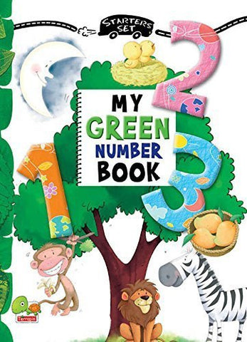 Buy My Green Number Book: Key stage 1 [Jan 01, 2011] Seth, Sreya online for USD 13.41 at alldesineeds