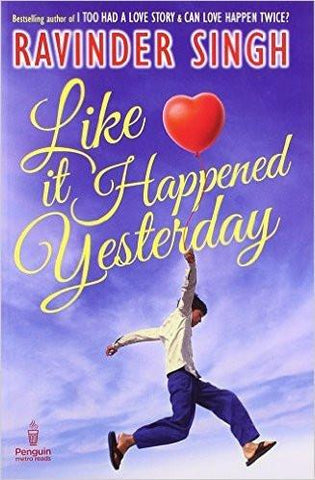Like it Happened Yesterday Paperback ISBN 10:143418807 ISBN13:978-0143418801.Article condition is new. Ships from india please allow upto 30 days for US and a max of 2-5 weeks worldwide. we are a small shop based in india. we request you to please be sure of the buy/product to avoid returns/undue hassles. Please contact us before leaving any negative feedback. for USD 9.6