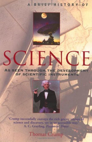 Buy A Brief History of Science: Through the Development of Scientific Instruments online for USD 19.4 at alldesineeds