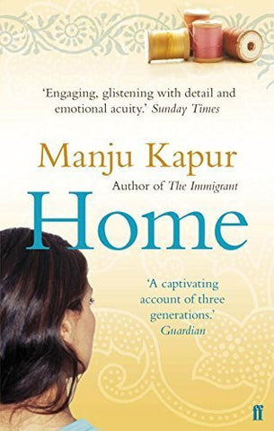 Buy Home [Paperback] [Jan 25, 2011] Kapur, Manju online for USD 20.18 at alldesineeds