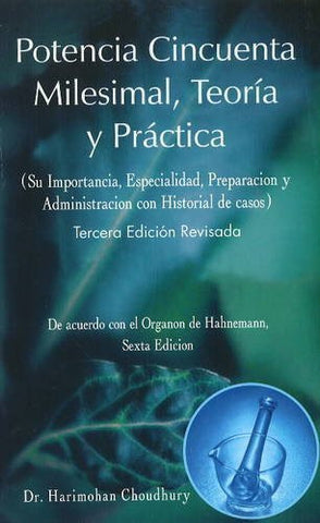 Buy Potencia Cincuenta Milesimal, Teoria Y Practica (Spanish Edition) [Jan 01, online for USD 9.87 at alldesineeds