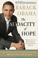 Buy The Audacity of Hope: Thoughts on Reclaiming the American Dream [Paperback] online for USD 21.35 at alldesineeds