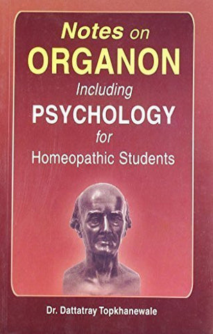 Buy Notes on Organon Including Psychology for Homeopathic Students [Paperback] online for USD 14.34 at alldesineeds