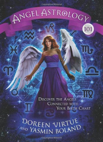 Buy Angel Astrology 101: Discover the Angels Connected with Your Birth Chart online for USD 30.61 at alldesineeds