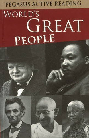 Buy World's Great People [Paperback] [Sep 01, 2013] Pegasus online for USD 12.45 at alldesineeds