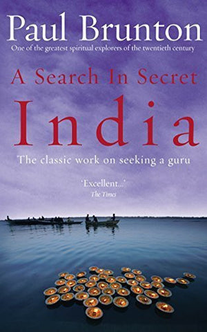 Buy A Search in Secret India [Paperback] [Mar 01, 2003] Brunton, Paul online for USD 21.37 at alldesineeds