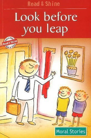 Buy Look Before You Leap [Jan 01, 2009] Barnett, Stephen and Pegasus online for USD 7.42 at alldesineeds