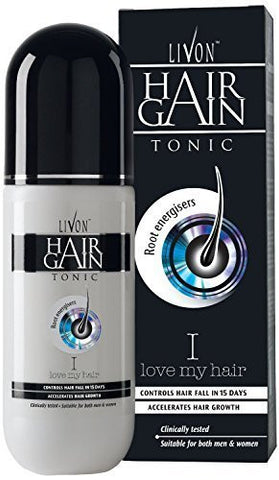 Buy Livon Hair Gain Tonic 150ml online for USD 31.49 at alldesineeds