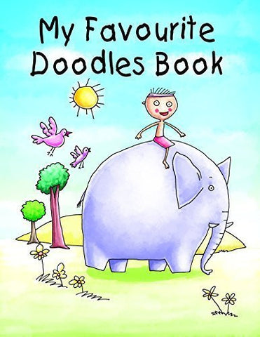 Buy My Favourite Doodles Book [Jan 01, 2014] Pegasus online for USD 8.8 at alldesineeds