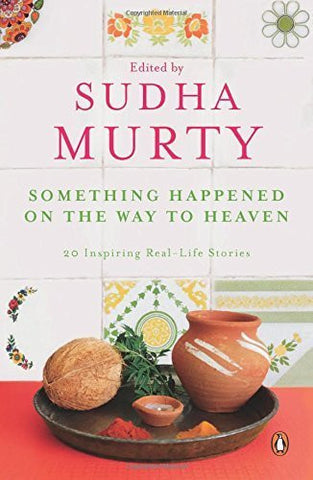 Buy Something Happened on the Way to Heaven [Jan 01, 1900] Murty, Sudha online for USD 14.59 at alldesineeds