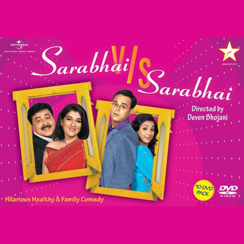 Buy Sarabhai v/s Sarabhai (Complete Collection) online for USD 31.53 at alldesineeds