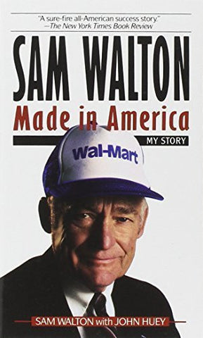 Buy Sam Walton: Made In America [Mass Market Paperback] [Jun 01, 1993] Walton, online for USD 17.69 at alldesineeds