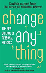 Buy Change Anything: The new science of personal success [Paperback] [May 01, online for USD 18.17 at alldesineeds