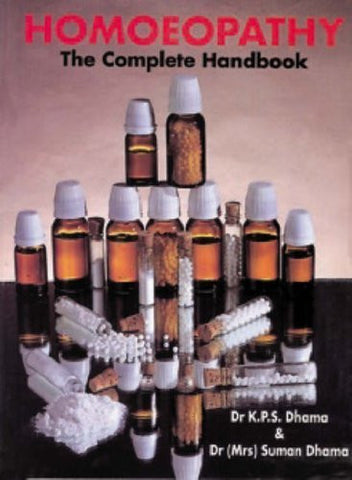 Buy Homoeopathy: The Complete Handbook [Paperback] [Nov 01, 1994] Dhama, K.P.S. online for USD 23.64 at alldesineeds