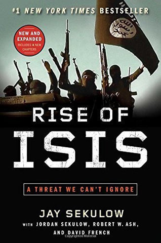 Buy Rise of ISIS: A Threat We Can't Ignore [Paperback] [Jun 16, 2015] Sekulow, online for USD 16.32 at alldesineeds