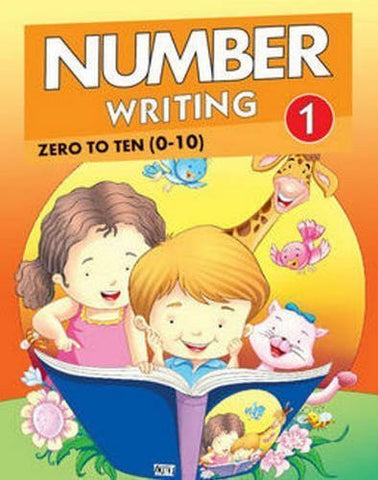 Buy Number Writing 1: Zero to Ten (0 to 10) [Jul 15, 2015] Pegasus online for USD 7.86 at alldesineeds