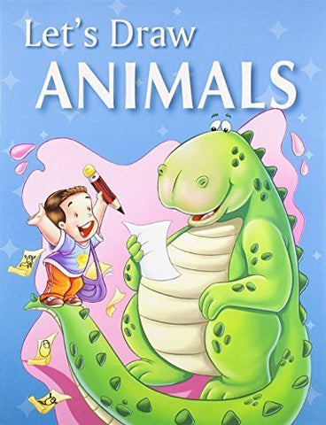 Buy Lets Draw Animals [Jan 01, 2011] Pegasus online for USD 7.42 at alldesineeds